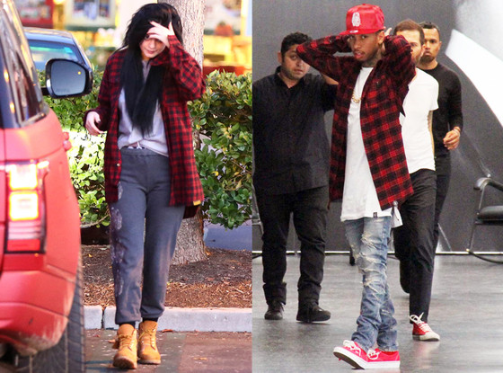 Kylie Jenner Channels Rumored Boyfriend Tyga With Her Latest Fashion See The Pics Celebs Media