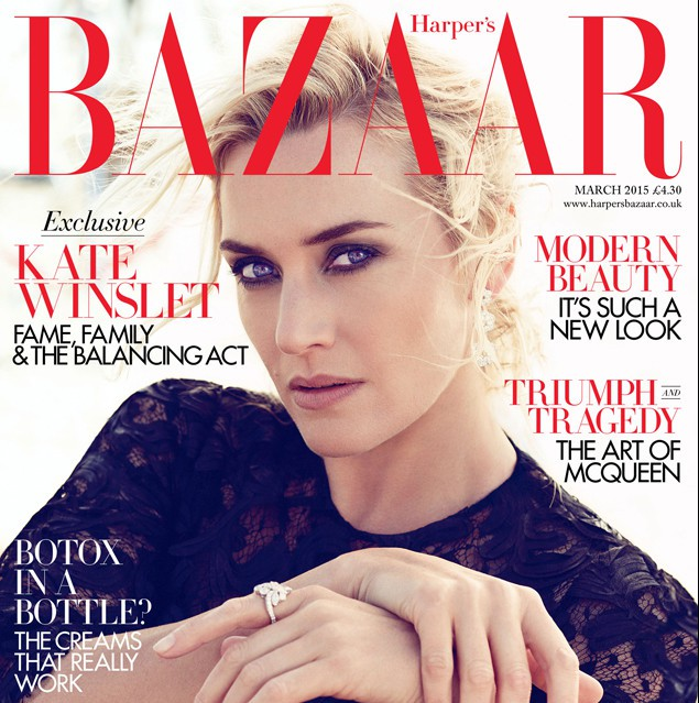 """Kate Winslet Says """"Life Is Just Too Short"""" to Focus on ..."""